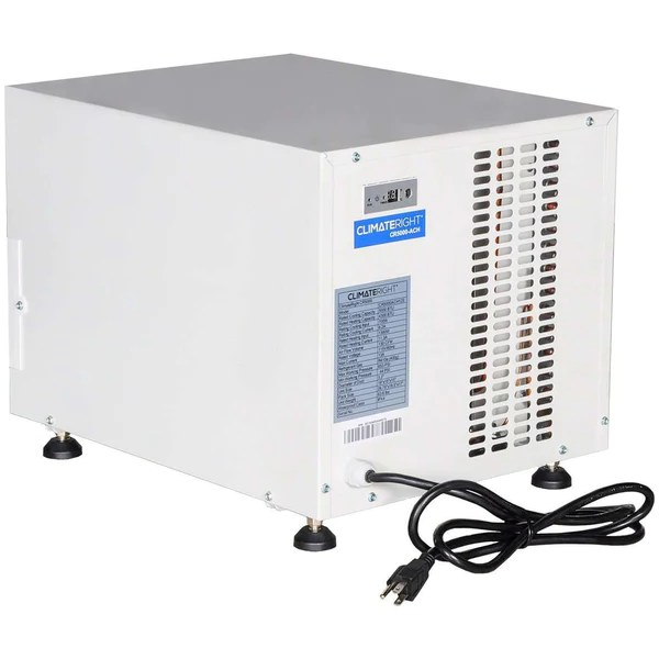 ClimateRight CR 5000 Cabin Shed Amp RV Air Conditioner FactoryPure