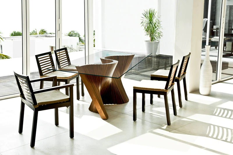 Wave Dining Table Tables By Kenneth Cobonpue At The Home