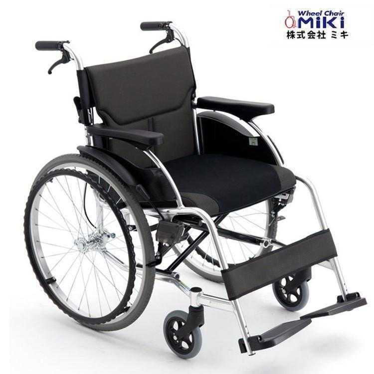 日本 MIKI MCSC-43-JL 舒適輪椅 (行貨) – 好好醫療用品