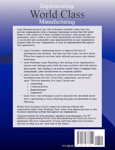 Implementing World Class Manufacturing The Complete Guide