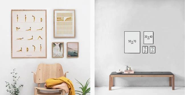 create a poster wall vissevasse