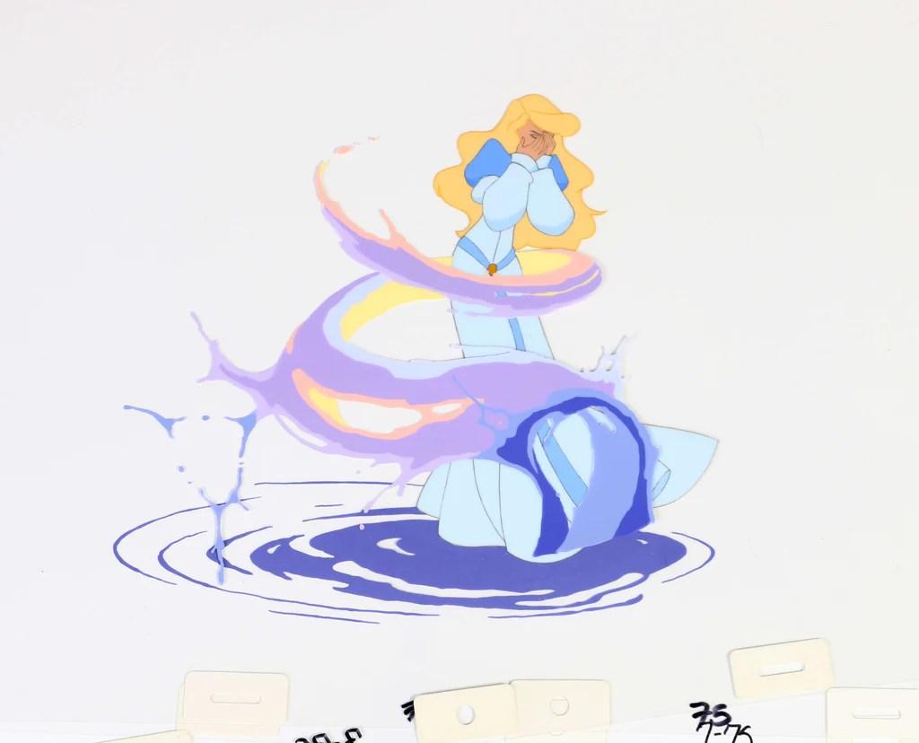 High Demand For Swan Princess Art The Swan Princess
