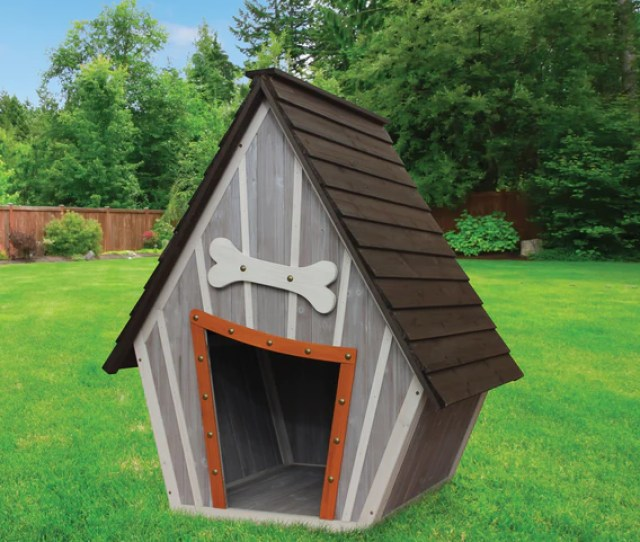 Houses Paws Whimsical Dog House 36w X 30d X 43h Item 220 80 Innovation Pet