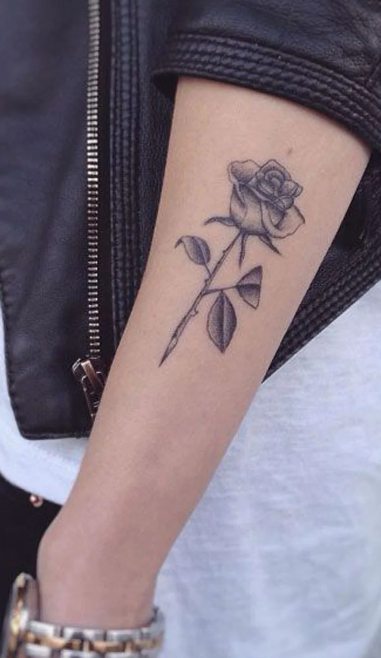 50+ Beautiful Rose Tattoo Ideas – MyBodiArt