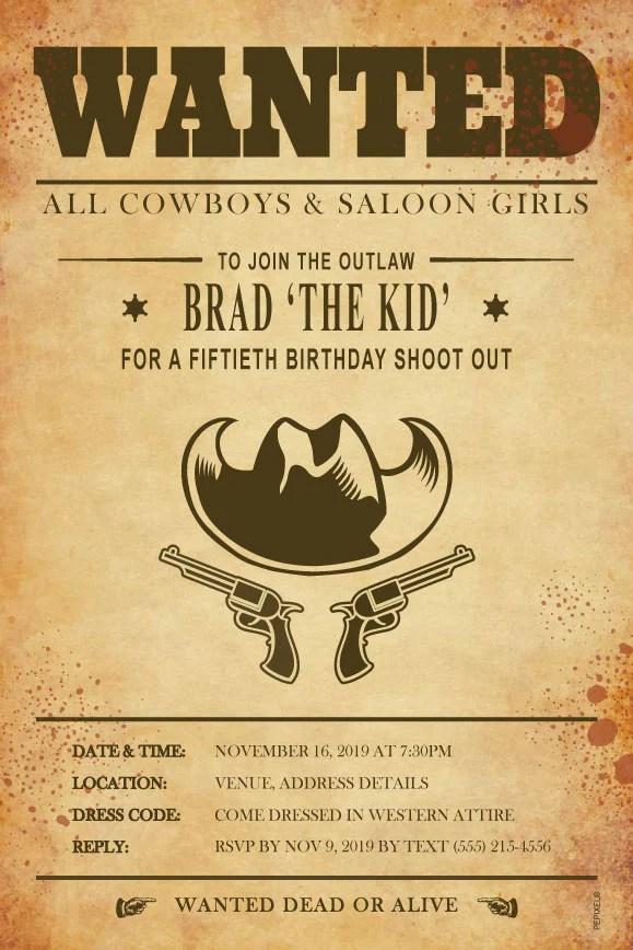 adult birthday party invitations pepixel