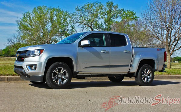 2015 2016 2017 Chevy Colorado GMC Canyon RATON Lower