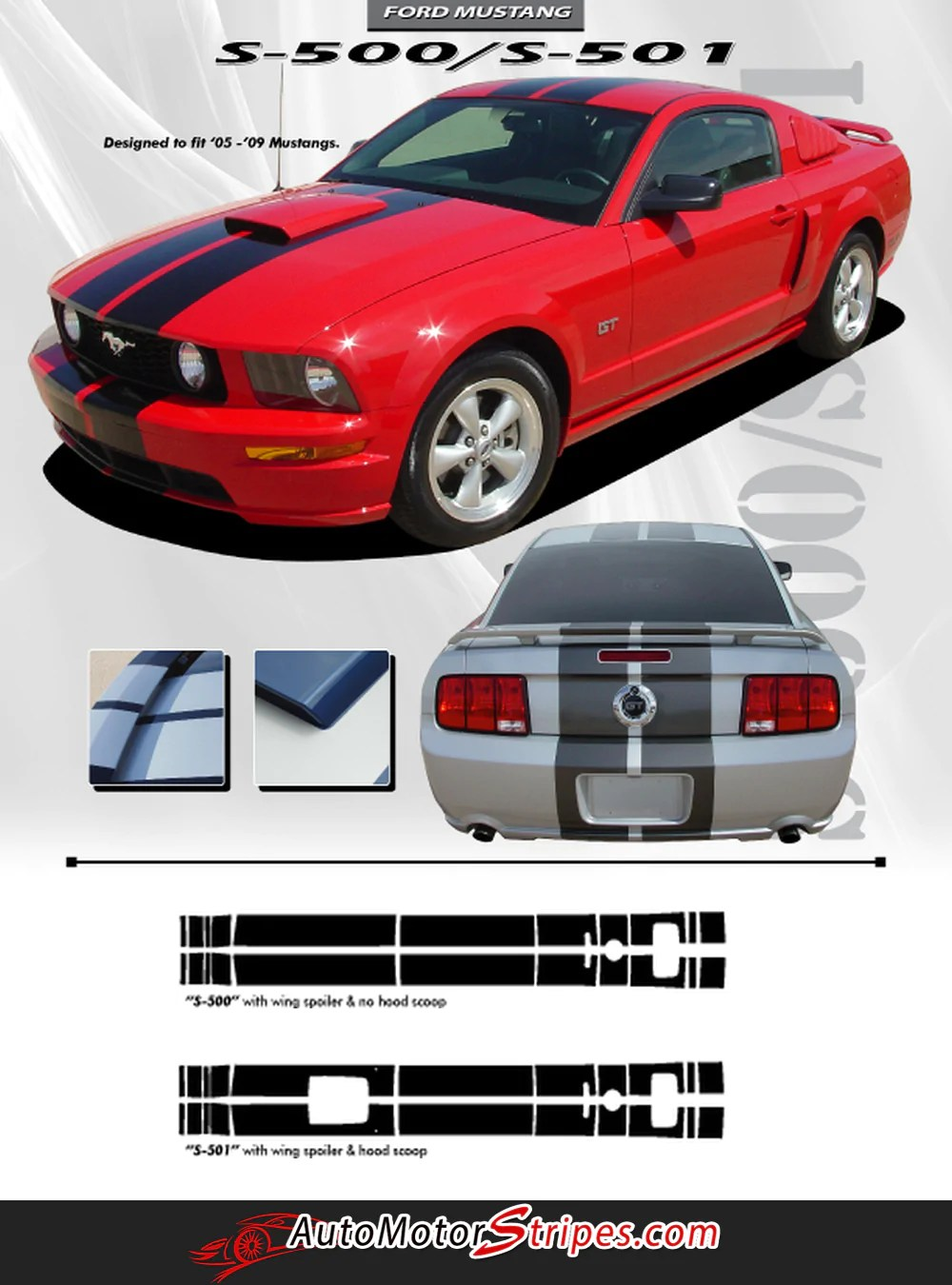 But lego has a solu. Fastback 1 Side C Stripes Graphics Decals 3m 2007 2009 3m Vinyl For Ford Mustang Auto Parts Accessories Com Car Truck Parts