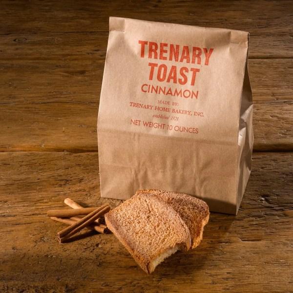 Hometown Michigan Foods - Trenary Toast