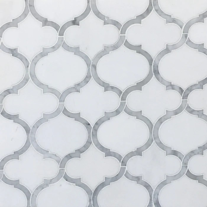 mosaic tiles luxury marble glass