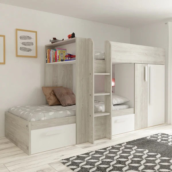 beds with storage drawers underneath