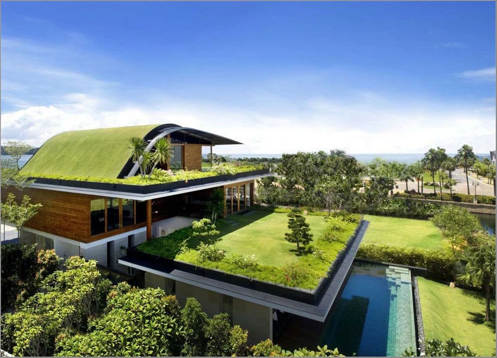 meera house singapore sky garden 5 Eco-friendly Homes and Buildings Around The World
