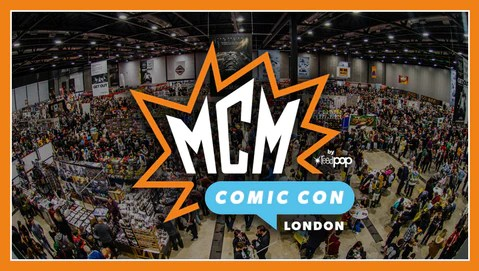 MCM Comic Con - London 2018