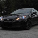 Hyundai Genesis Coupe Headlight Performance Style Package Visionautoworks