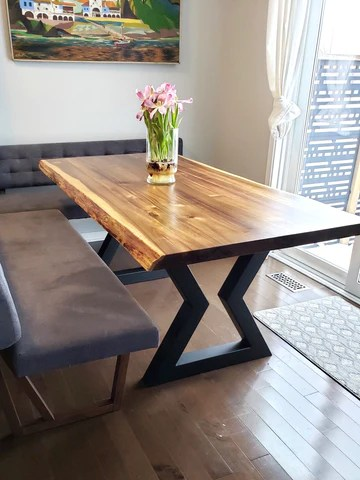 how to pick the best metal table legs
