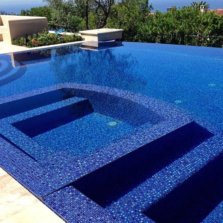 https www aquablumosaics com products marble blue 1 x 1 porcelain pool tile