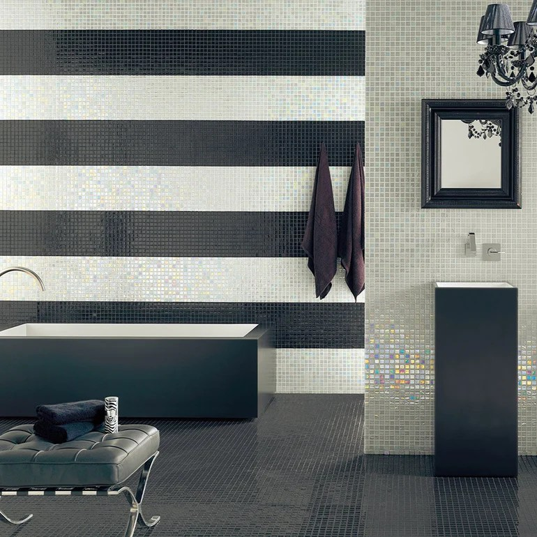 https www aquablumosaics com products snow white iridescent 1 x 1