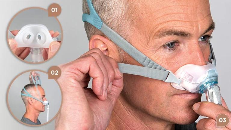 fisher paykel brevida nasal pillow cpap mask