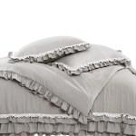 Ella Shabby Chic Ruffle Lace 3 Piece Comforter Set Lush Decor Www Lushdecor Com Lushdecor
