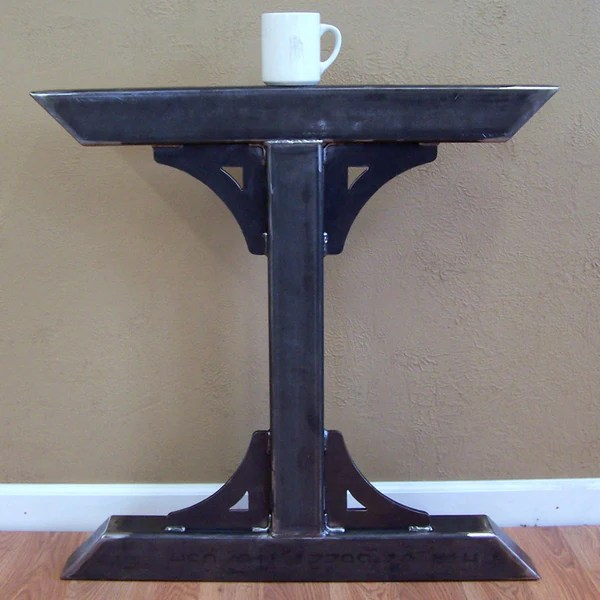 Pedestal Dining Room Table