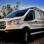 Ford Transit 130 Wb Roof Rack Campervan Hq