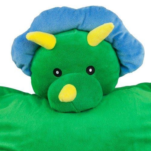 dinosaur cuddle buddy cover plush animal pillow covers
