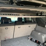 4runner Molle Panel Shelf 4th Gen Rago Fabrication