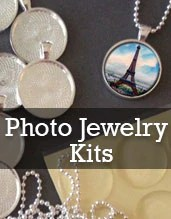 Photo Jewelry Kits