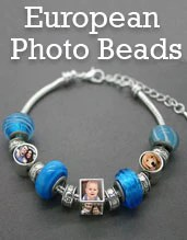 Photo Jewelry European Photo Beads