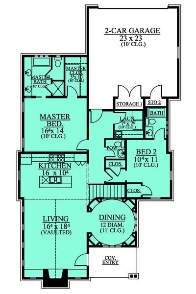 Bellegrass BlvdHouse Plan House Plan Zone