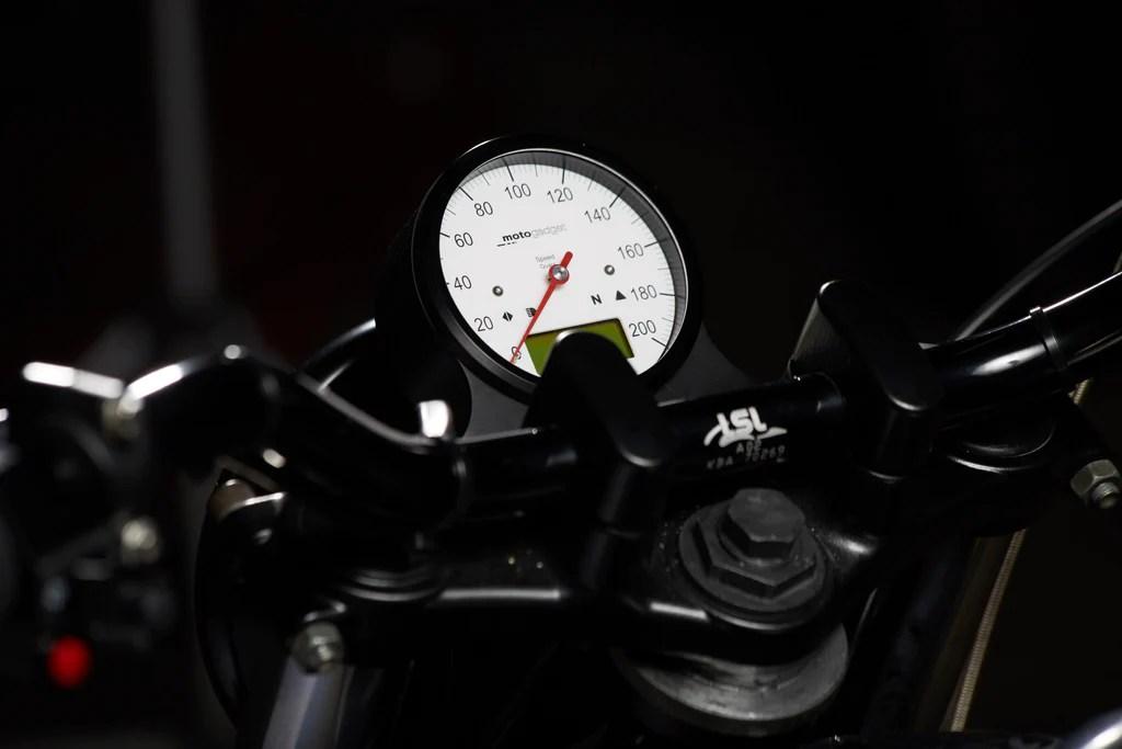 FUEL R100 SILVERBACK MOTOGADGET
