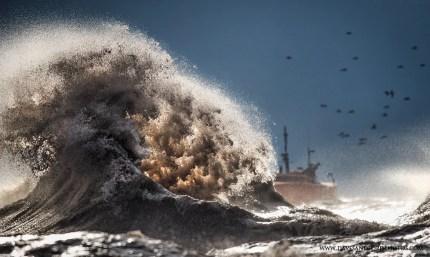 Cosley Bros. by Dave Stanford Deniz ve Deniz Yaşamı Fotoğrafları