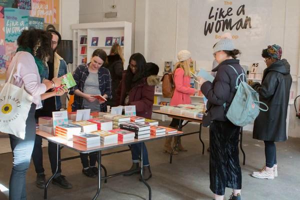 Penguin Living International Women's Day pop-up shop | Shopify Retail blog