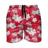 Ohio State Buckeyes NCAA Mens Hibiscus Slim Fit 5.5