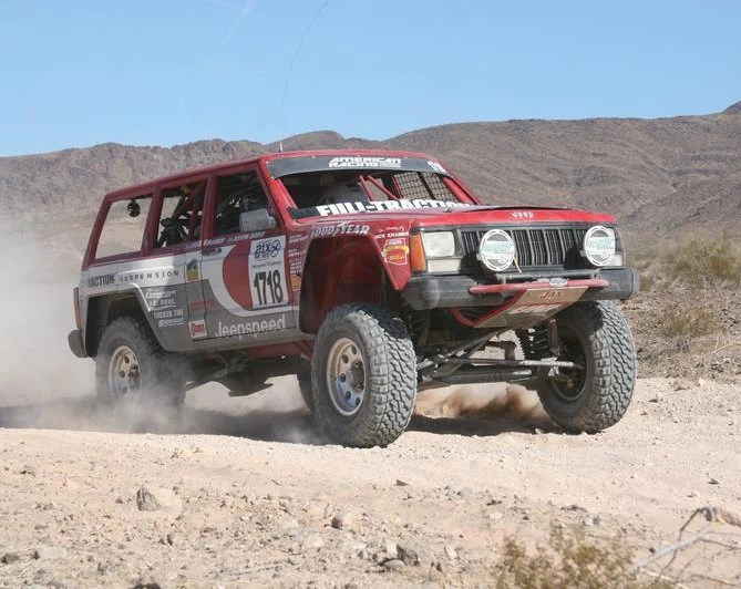 Jeep XJ 6.0 inch Extreme 4-Link Long Arm Part FTS720601 ...