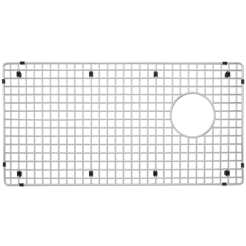 blanco stainless steel sink grid fits diamond super single bowl 245369
