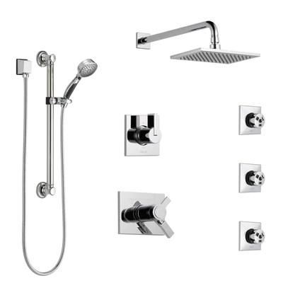 custom shower system kit