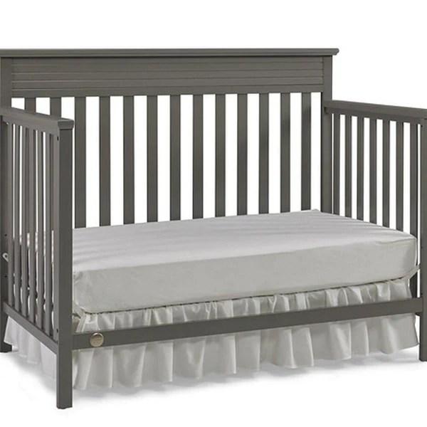 4 Toddler Bed Crib Convertible 1 Changing