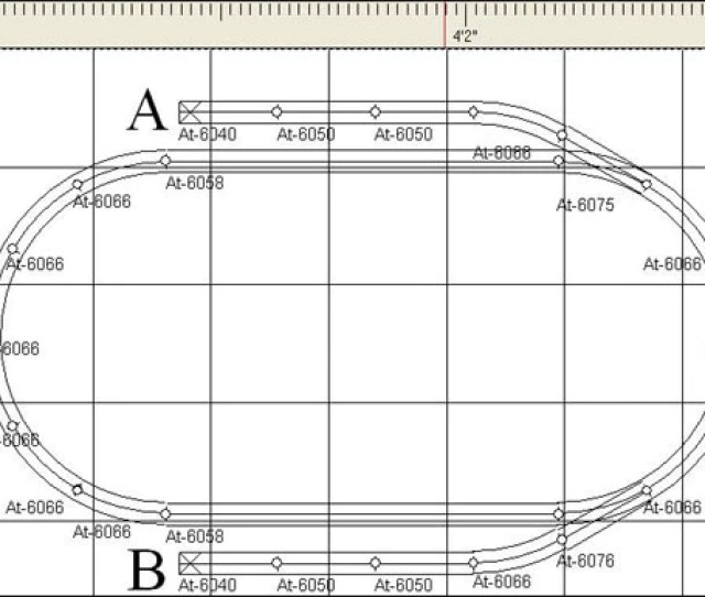 The Other Four Layout Types Point To Loop Is A Continuous Loop Layout With Two Spur Lines Functioning As Starting And Ending Points For The Railroad