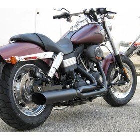 harley dyna exhaust systems 2 into 1