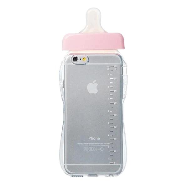 Baby Bottle iPhone Case - kogiketsu