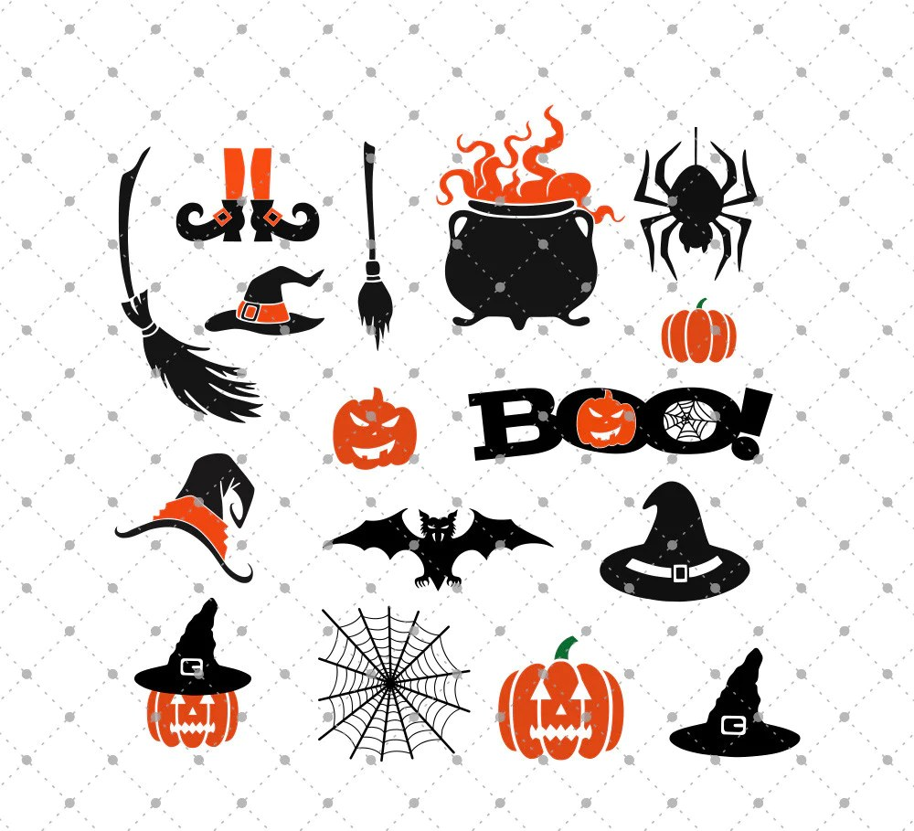 Download SVG Cut Files for Cricut and Silhouette - Halloween SVG ...