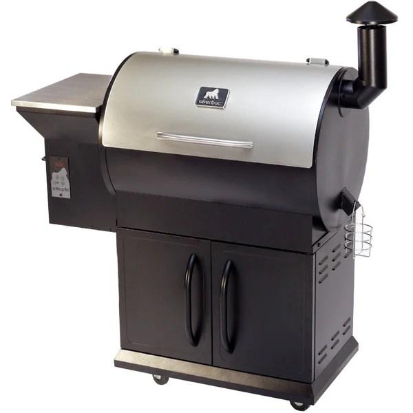 Silverbac Wood Pellet Grill | Grilla Grills