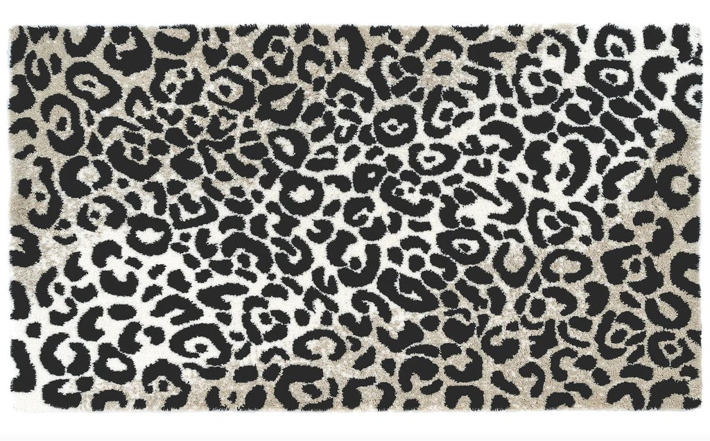 Leopard Rug By Abyss And Habidecor Fig Linens And Home