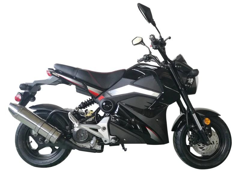 Pmz50 M3 Icebear Slash 50 Moped