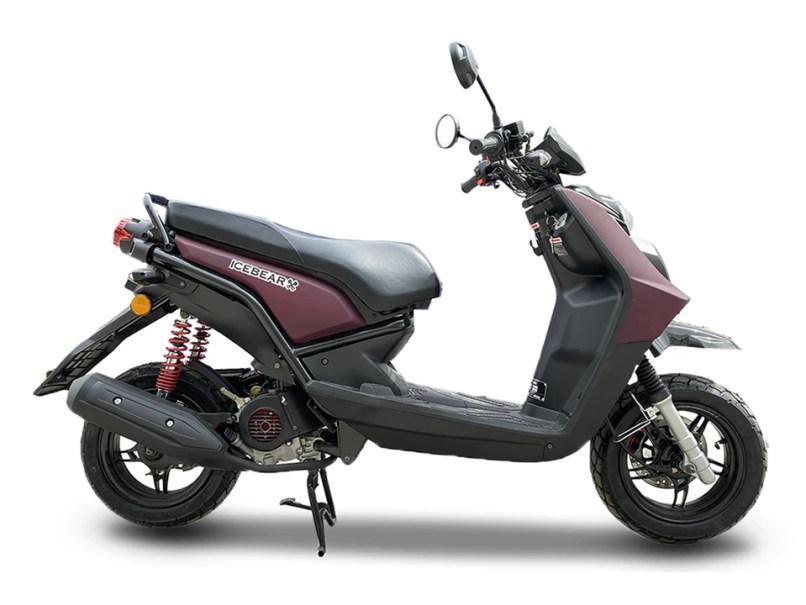 2020 Icebear Vision 50cc Pmz50 17