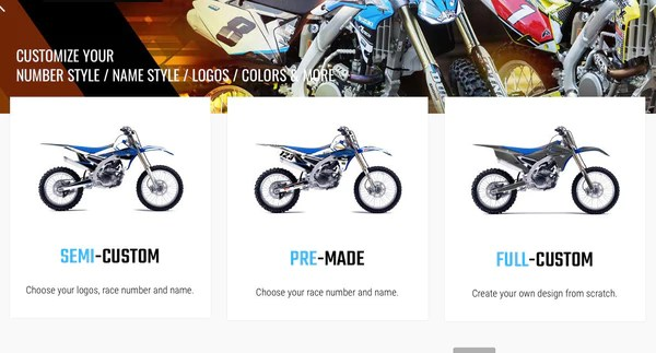 Customize Your Own Motorcycle Graphics | hobbiesxstyle