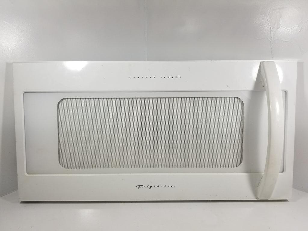 electrolux microwave door white 5304441375 model glmv169dsc