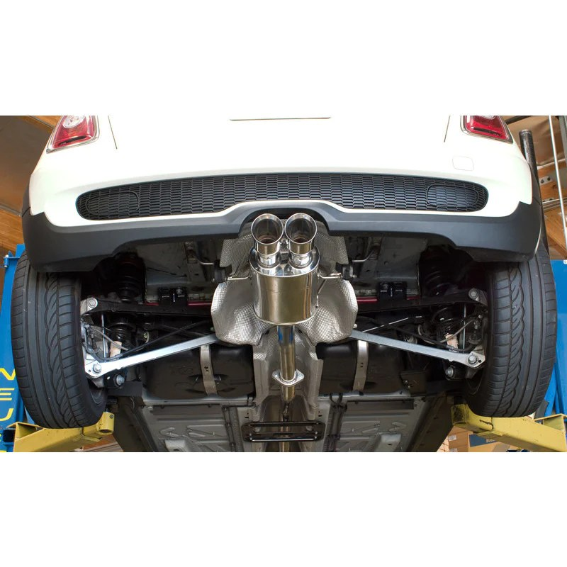 mini cooper clubman exhaust systems