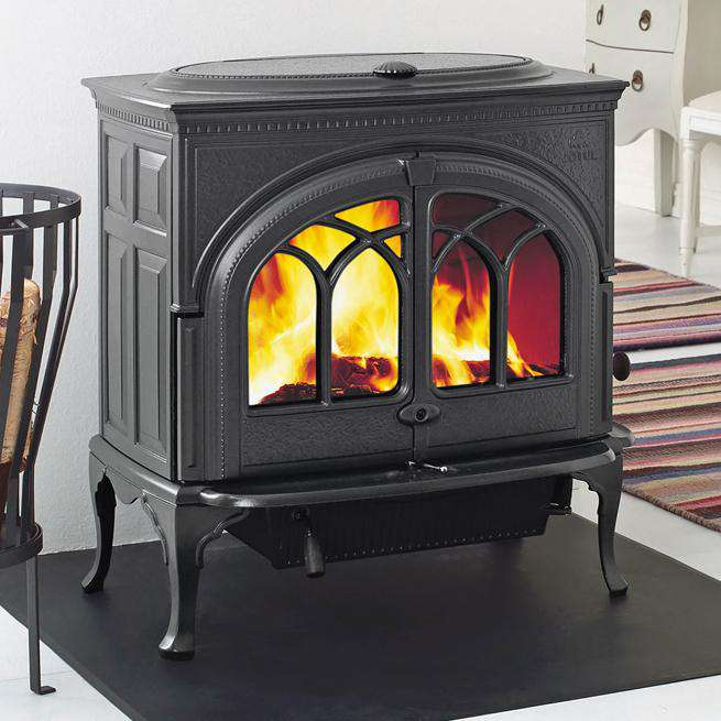 J 248 Tul F600 Wood Burning Stove Stove Supermarket