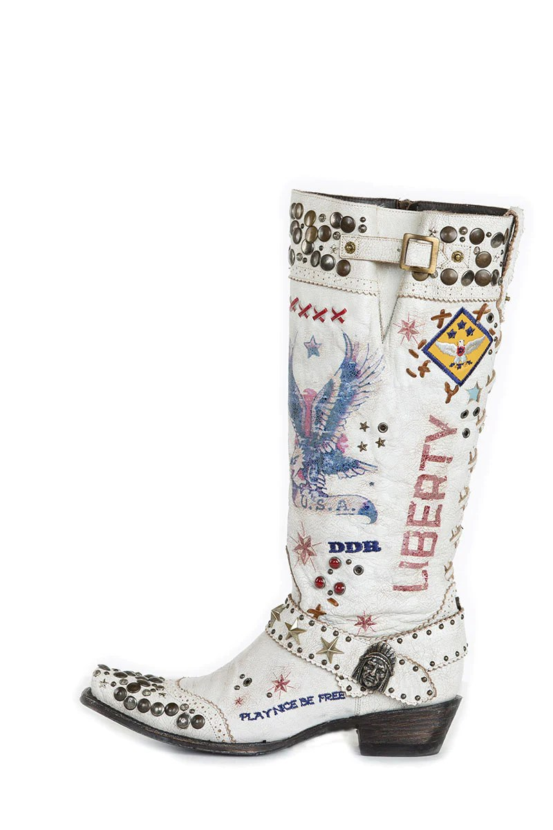 Liberty Amp Justice Boot